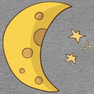 moon and stars - Women's Premium T-Shirt
