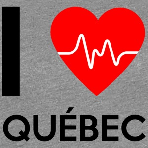 I Love Quebec - I love Québec - Women's Premium T-Shirt