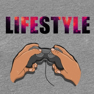 Gaming Lifestyle - Frauen Premium T-Shirt