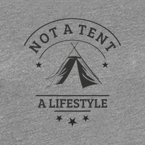 not_a_tent - Women's Premium T-Shirt