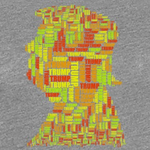 Donald J. Trump - Women's Premium T-Shirt