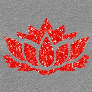lotus - Women's Premium T-Shirt