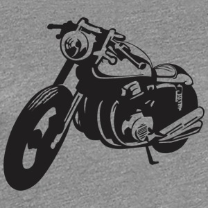 Biker motorcycle - Women's Premium T-Shirt