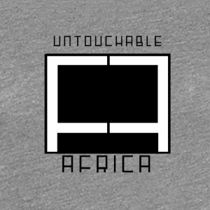 Untoutable - Women's Premium T-Shirt