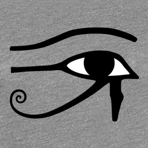 Eye of Horus - Dame premium T-shirt
