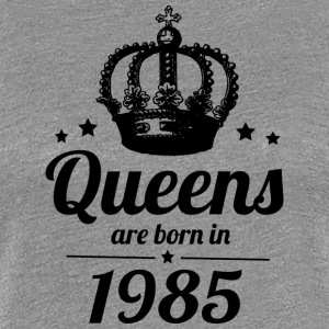 Queen 1985 - Women's Premium T-Shirt