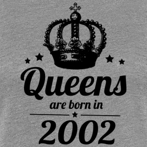 Queen 2002 - Women's Premium T-Shirt