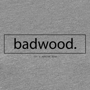 Badwood TCC Spring Collection - Premium-T-shirt dam