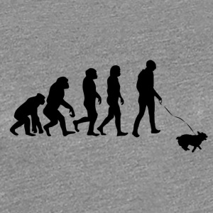 ++ ++ Dog owners Evolution - Women's Premium T-Shirt