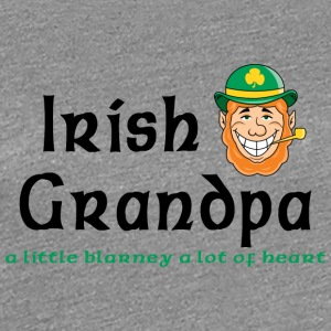 Irish Grandpa - Women's Premium T-Shirt