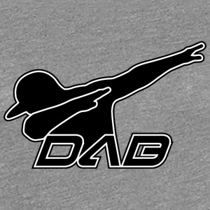 DAB black outline - Frauen Premium T-Shirt