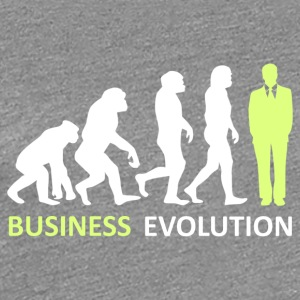 ++ ++ Business Evolution - Women's Premium T-Shirt