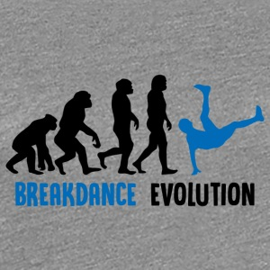 ++ ++ Breakdance Evolution - Premium-T-shirt dam