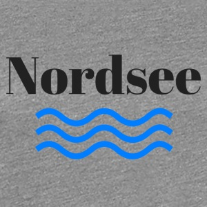 North Sea - Women's Premium T-Shirt