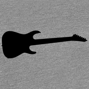 guitar - Women's Premium T-Shirt
