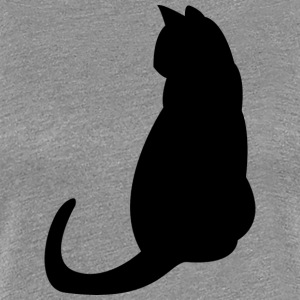 SWEET CAT COLLECTION - Dame premium T-shirt