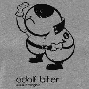 ADOLF Bitler - Women's Premium T-Shirt