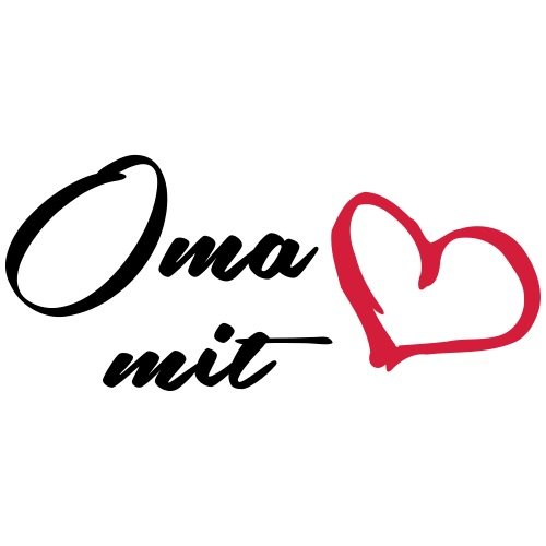 Oma - Frauen Premium T-Shirt