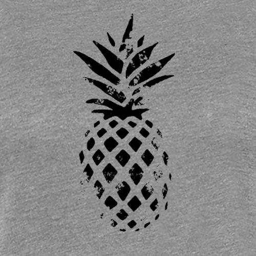 ananas - T-shirt Premium Femme