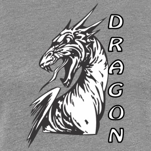 Angry dragon 2 - Women's Premium T-Shirt