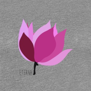 eternal lotus - Vrouwen Premium T-shirt