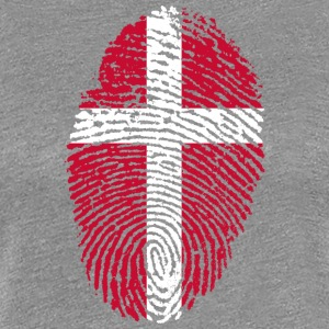 DANMARK 4 EVER COLLECTION - Premium T-skjorte for kvinner