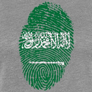 IN LOVE WITH SAUDI ARABIA - Women's Premium T-Shirt
