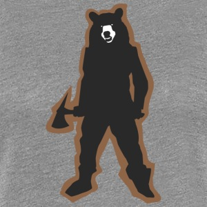 BEAR COLLECTION - Women's Premium T-Shirt