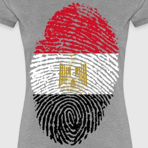 EGYPT / EGYPT FINGERPRINT - Women's Premium T-Shirt