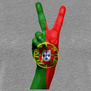 PORTUGAL NEW COLLECTION - Frauen Premium T-Shirt