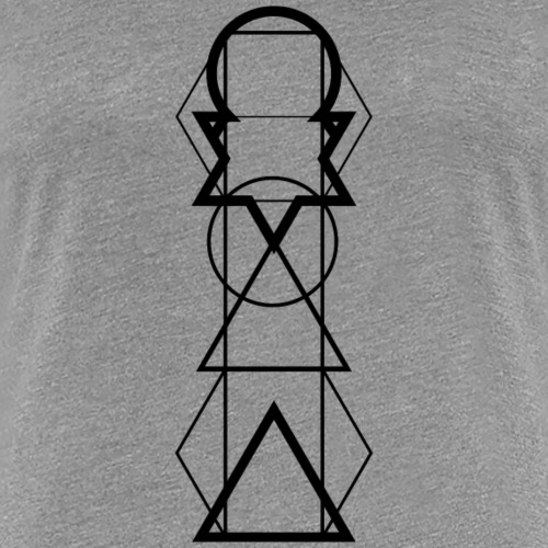 LIEN2 - Camiseta premium mujer