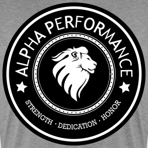 ALPHA PERFORMANCE - Dame premium T-shirt