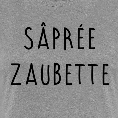 Sâprée Zaubette - T-shirt Premium Femme