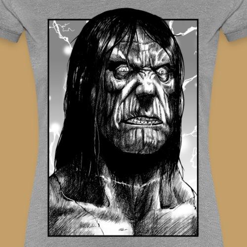 Frankenstein's Monster - Koszulka damska Premium