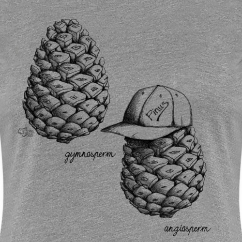 Nadelbaum - Frauen Premium T-Shirt