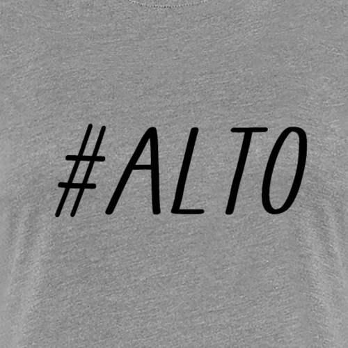 ALTO - T-shirt Premium Femme