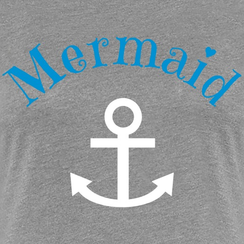 Mermaid - Frauen Premium T-Shirt