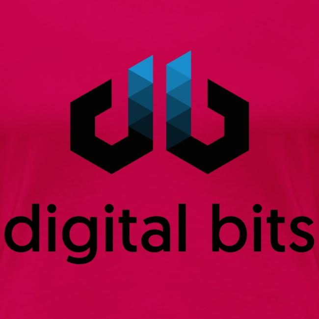 digitalbits Logo mit Schriftzug
