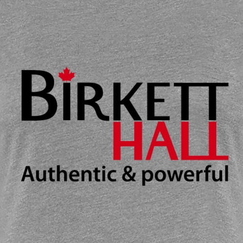 BIRKETT HALL - Frauen Premium T-Shirt