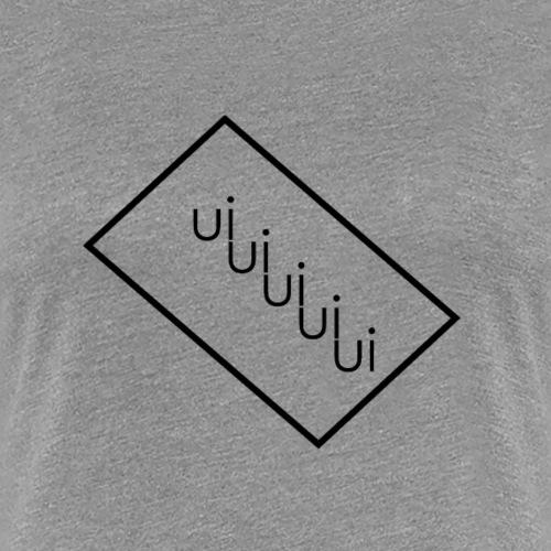uiuiui shirt 2 - Women's Premium T-Shirt