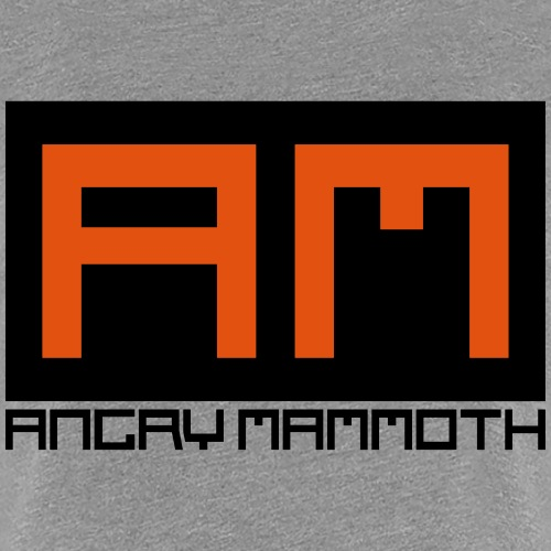 AM angry Mammoth - Frauen Premium T-Shirt