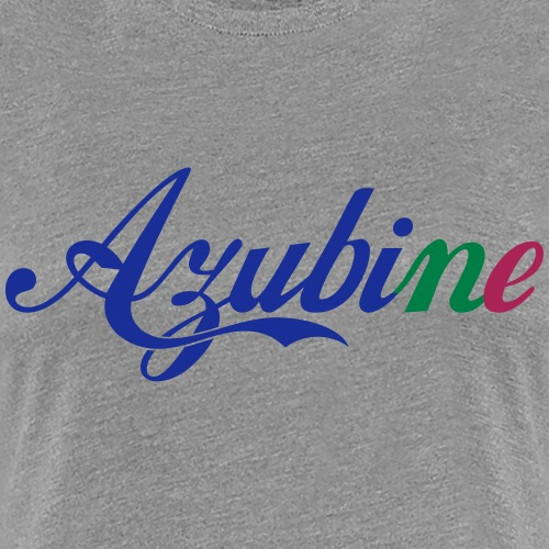 Azubine - Frauen Premium T-Shirt