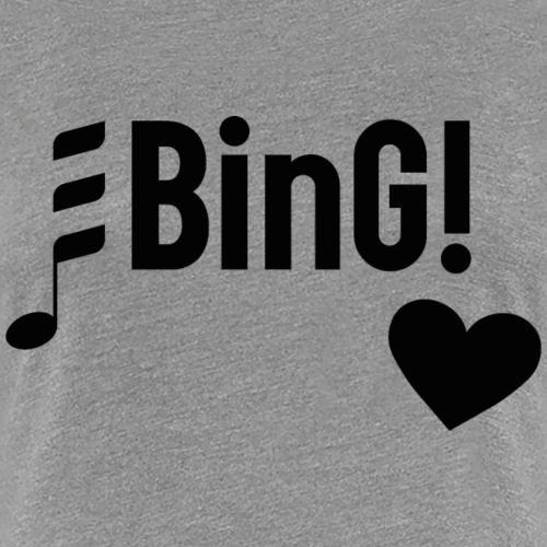 BinG Love - Frauen Premium T-Shirt