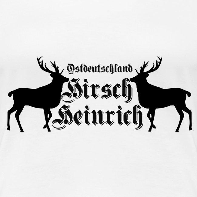hirsch ostdeutschland