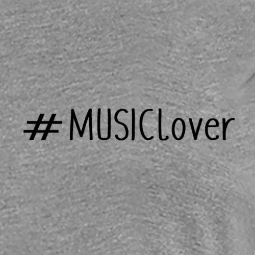 MUSIClover - T-shirt Premium Femme