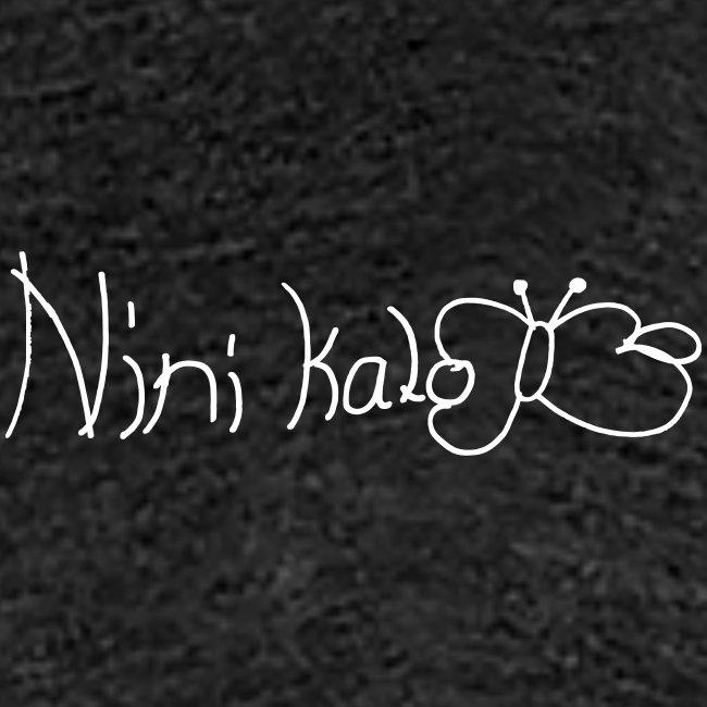 Nini Kalo Signature Logo
