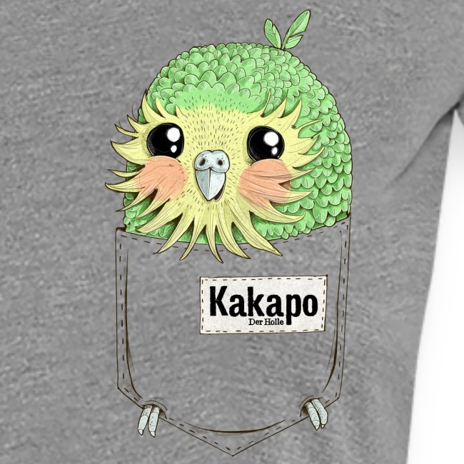 Kakapo Tasche
