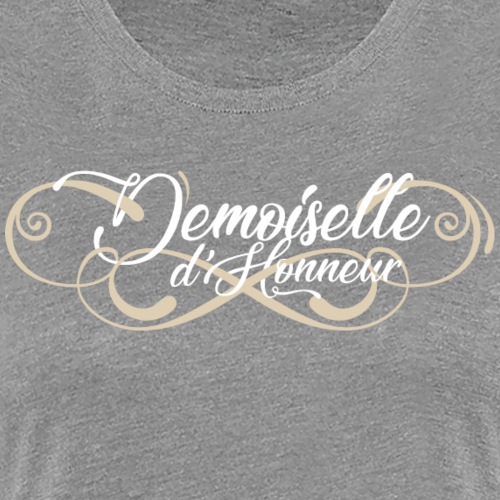 Demoiselle d'Honneur - T-shirt Premium Femme