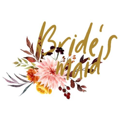 Bride's maid - JGA - Florale Serie - Brautjungfern