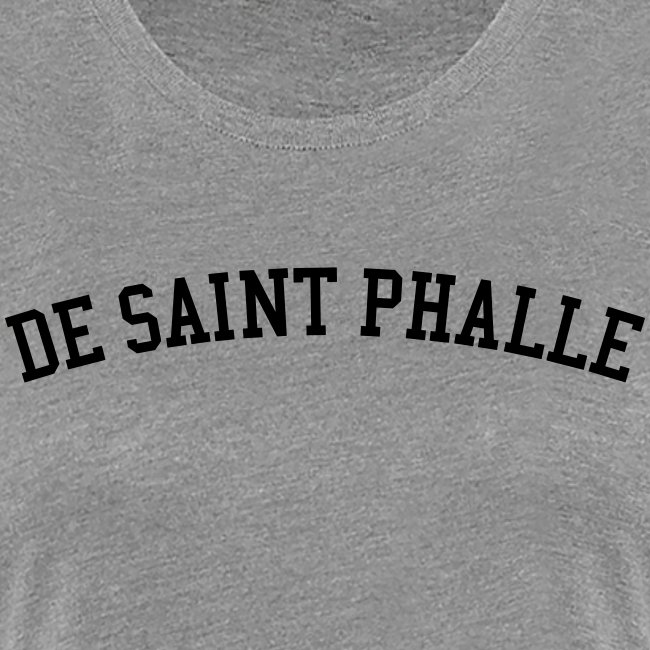 DE SAINT PHALLE
